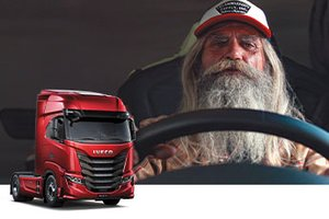 IVECO S-WAY Promotion Aktion - 6 Raten geschenkt
